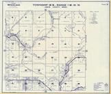 Township 14 N., Range 1 W., Nulls Crossing, Kopiah, Mendora, Lewis County 1960c